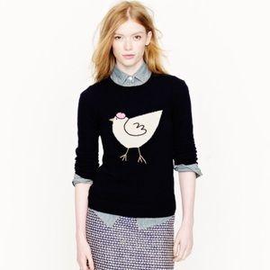 J.Crew Retail French hen sweater